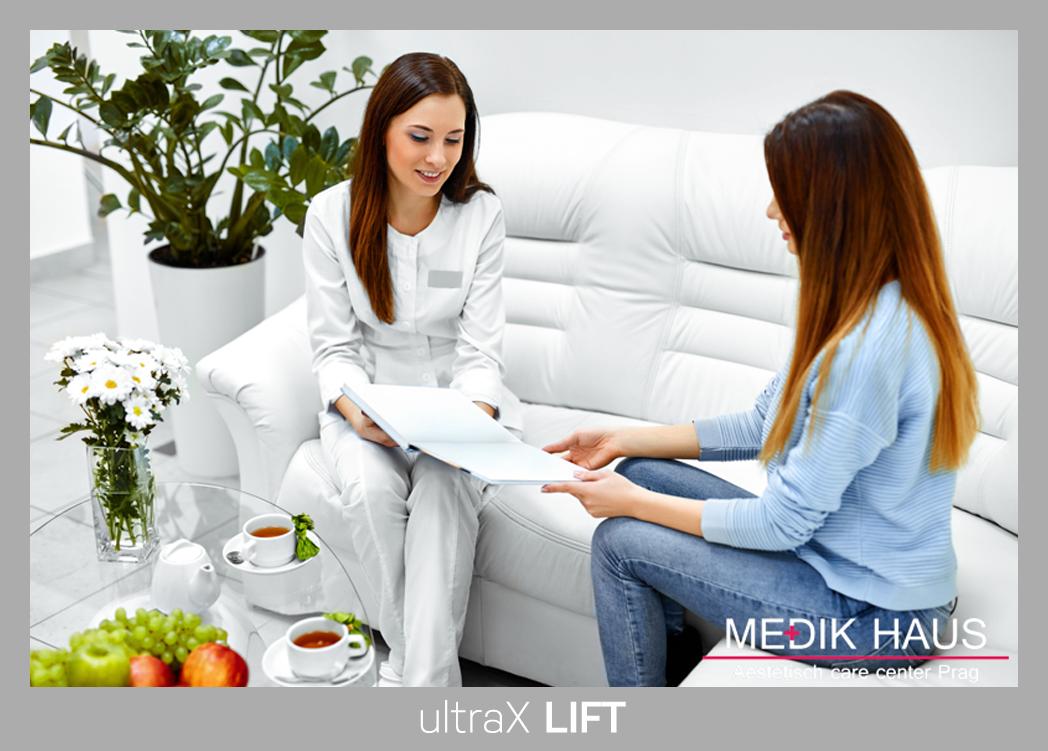 Nebojte se změny a přijďte k nám na lifting UltraX lift.
