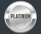 Platinum quality